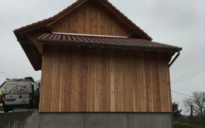 Bardage à Altkirch